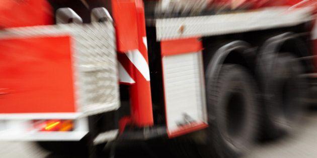 Un incendie a lourdement endommagé un immeuble de trois étages à