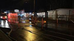 Sherbrooke : important déploiement de pompiers après un déversement de produits