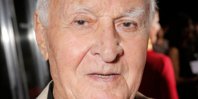 Robert Loggia attends the special screening