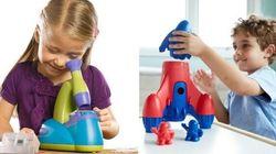Guide-cadeaux: des jouets à moins de 50 $ pour les enfants sur votre