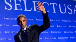 Obama sur LinkedIn après son départ de la Maison Blanche