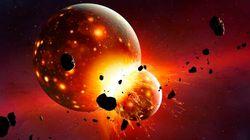 L'histoire de la naissance de la Lune de plus en plus