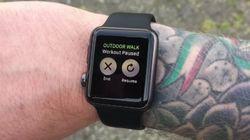 L'Apple Watch ne fonctionnerait pas sur les