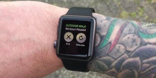 «TattooGate»: L'Apple Watch ne fonctionnerait pas sur la peau