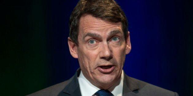 Le député libéral André Drolet évoque les privilèges dont PKP a pu bénéficier à titre