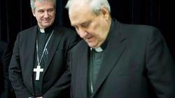 Le cardinal Turcotte, témoin de