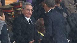Nouvelle poignée de main entre Obama et Castro réunis pour un sommet
