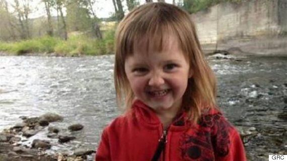 Le corps de Hailey Dunbar-Blanchette, la fillette enlevée à Blairmore en Alberta, a été