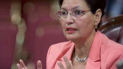 Houda-Pepin «estomaquée» par le projet de loi contre les discours