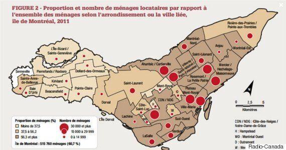 30% des logements sont insalubres à Montréal: portrait de la misère