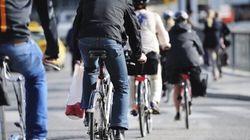 Vélo: Québec veut sensibiliser au port du
