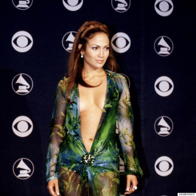 Jennifer Lopez à l'origine de Google Images grâce à sa fameuse robe verte ultra