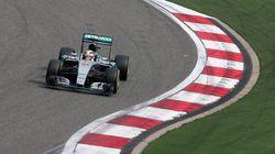 F1: Hamilton domine les essais en