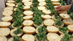 Des burgers au chou vert et du quinoa pour lutter contre l'obésité chez les