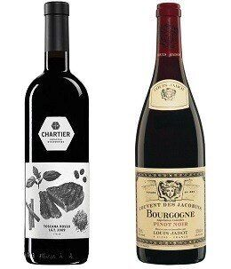 Duo Gourmand: Tartare de bœuf de Jérôme Ferrer et vin de François