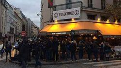 Paris: un premier bar visé par les attentats rouvre ses portes