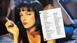 On a retrouvé la distribution que voulait Tarantino pour «Pulp Fiction» à l'origine