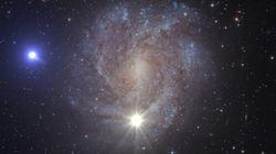 US 708, l'étoile qui se déplace à 1 200