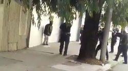 Une vidéo montrant un homme abattu par des policiers devient