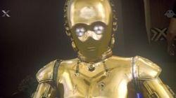 Grâce à la réalité virtuelle, R2D2 et C-3PO se baladent dans votre