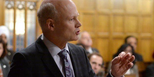 Le libéral Geoff Regan élu président de la Chambre des