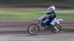 Un adepte de motocross meurt en Haute