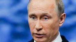 Poutine veut améliorer les relations entre la Russie et le