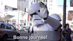 Vous connaissez bien ce stormtrooper