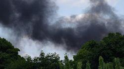 Incendie majeur dans Outremont à