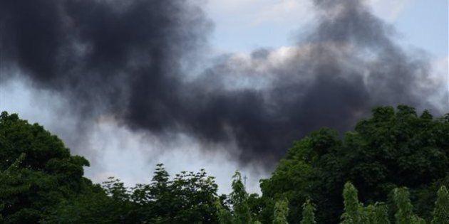 Incendie majeur dans le quartier Outremont à