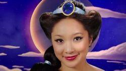 Cette femme se transforme en princesse de Disney grâce au