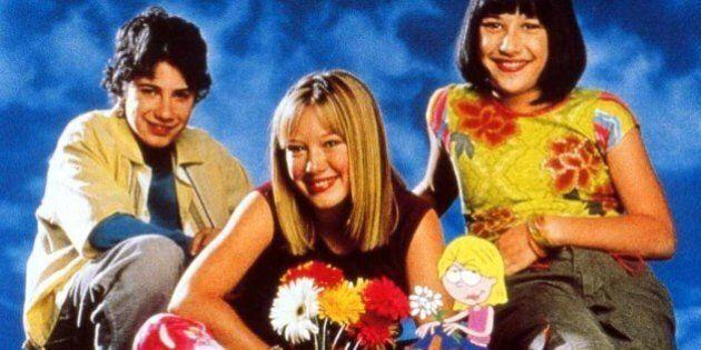 Hilary Duff retrouve ses partenaires de «Lizzie McGuire» pour une soirée