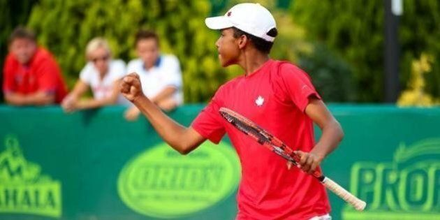 US Open: Auger-Aliassime champion junior du double à New