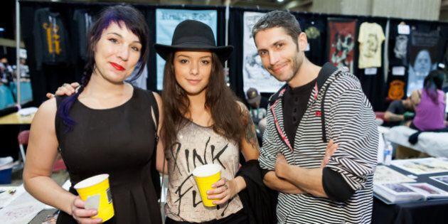 Styles de rue: 13e édition du Art Tattoo Show de Montréal, capitale mondiale du tattoo