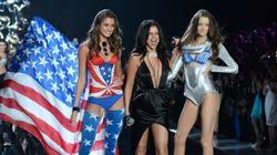 Les dessous du défilé Victoria's Secret glamour en chanson et en sourires