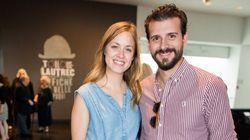 Styles de soirée: le vernissage chic de l'exposition Toulouse Lautrec