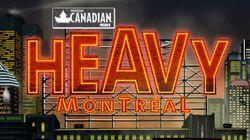 Heavy Montréal 2015: Programmation