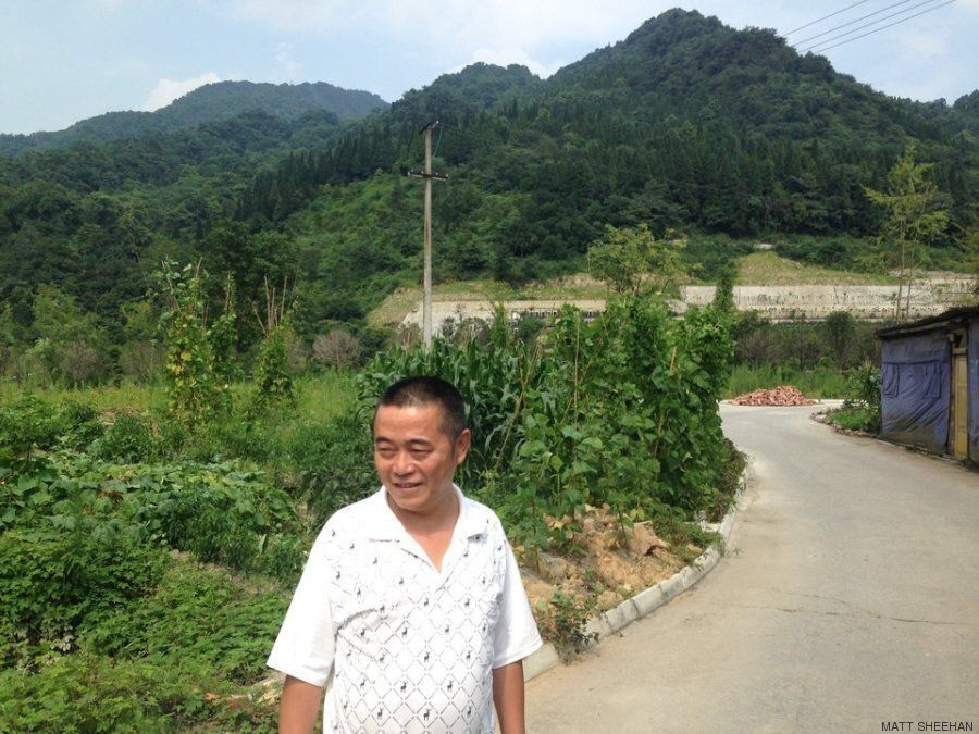 Une journée dans la vie de Huang Qi, le premier cyberdissident