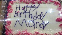 La photo de ce gâteau moche fait le tour du Web pour une bonne