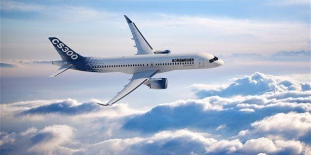 La CSeries de Bombardier obtient des validations en Europe et aux États