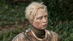 La Brienne de Torth de Game of Thrones défile pour Vivienne Westwood