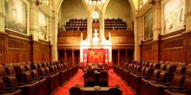 Réforme du Sénat: Justin Trudeau créera un comité consultatif non