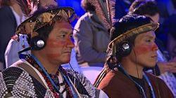 De l'Amazonie à la conférence de