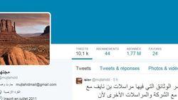 Arabie saoudite: un mytérieux compte Twitter remis en