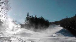 Le ski et les changements