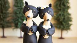 Des figurines décoratives qui font de l'ombre au gâteau de