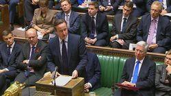 Le Parlement britannique vote pour des frappes contre
