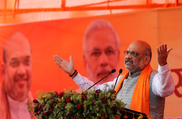 EC Gives Amit Shah Clean Chit Over 'Modi's Airforce'