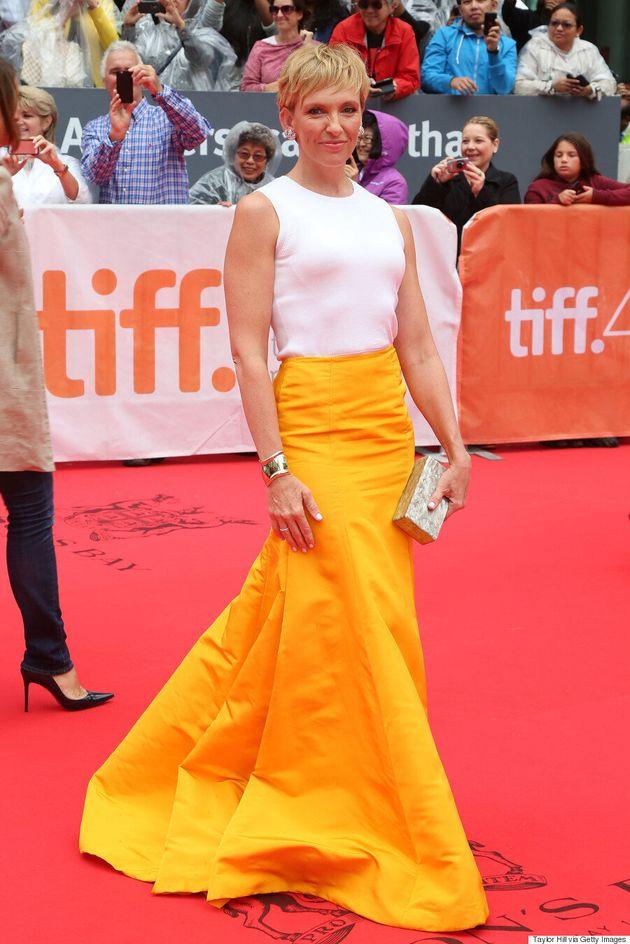TIFF 2015: Drew Barrymore et Toni Collette illuminent le tapis rouge