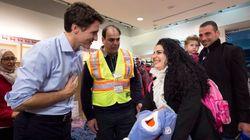 Réfugiés syriens: Ottawa dit avoir dépensé 136 millions $ de moins que